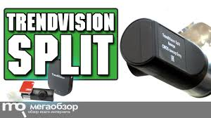 <b>TrendVision Split</b> обзор модульного <b>видеорегистратора</b> - YouTube