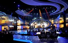american idol ld kieran healy keylights with prisms reveal led after eleven seasons and an emmy bar lighting design
