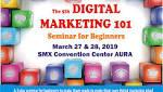 Digital Marketing seminar for beginners set for March 2019