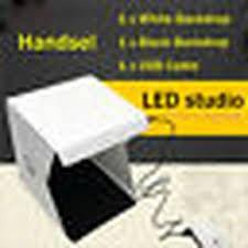 Foldable Portable Photo Mini Light Box Studio Tent Home ... - Vova