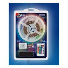 <b>Светодиодная лента Uniel</b> ULS-5050-30LED/m-10mm-IP20 ...