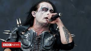 <b>Cradle of Filth</b> fan detained after arrest at singer's home - BBC News