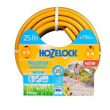<b>Шланг</b> для полива HOZELOCK <b>Tricoflex Ultraflex 3/4</b> дюйма 25 м ...