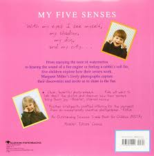 com my five senses aladdin picture books  com my five senses aladdin picture books 9780689820090 margaret miller books