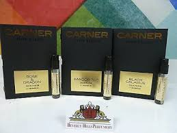 LOT OF 3 <b>CARNER BARCELONA</b> SAMPLES SPRAY EDP 1.7ML ...