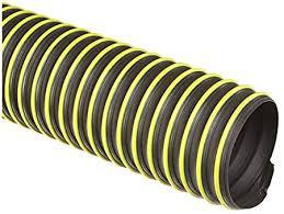 Flexaust 8 Feet of 6 Inch T7W Flexible Hose for Lawn ... - Amazon.com