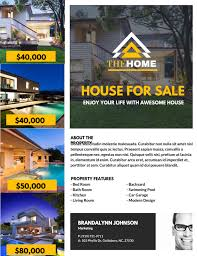 the best real estate flyer for all realty companies real estate flyer 25