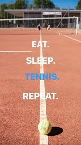 #<b>eat</b> #<b>sleep</b> #<b>tennis</b> #<b>repeat</b> - Tennis Academy Sergio Funes ...