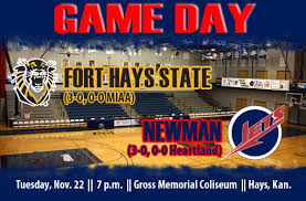 Battle of the Unbeatens to Take Place in Hays - <b>Newman</b> University ...