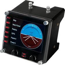 Купить <b>приборную панель Logitech</b> G Saitek Pro Flight Instrument ...