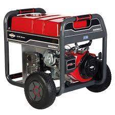 Переносной <b>бензиновый генератор</b> Elite 8500EA | <b>Briggs</b> & Stratton