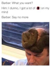 "These 22 Haircuts From The ""Barber: What You Want?"" Meme Are ... via Relatably.com"