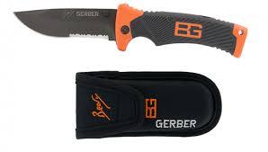 <b>Складной нож Gerber</b> Bear Grylls Folding Sheath Knife, блистер ...