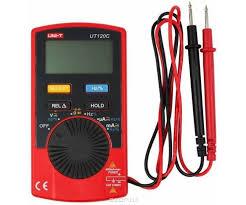 <b>Мультиметр</b> цифровой карманный <b>UNI</b>-<b>T UT120C</b>