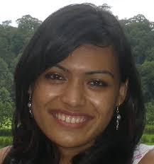 Sandhya Lama, Blue Diamond Society member - 160