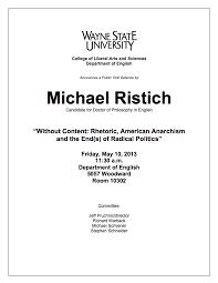 SommerDefense  Dissertation Defense