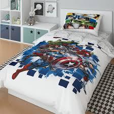 Полутораспальный комплект <b>постельного белья Marvel Avengers</b> ...