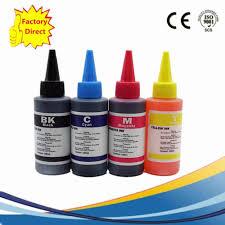 <b>Universal High</b> quality Premium Dye Ink 100ml <b>For</b> EPSON Stylus ...