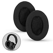 Brainwavz Ear Pads For ATH M50X, M50XBT, M40X ... - Amazon.com