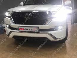 <b>Решетка радиатора TRD</b> Toyota Land Cruiser 200 | MGS-тюнинг