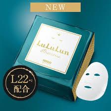 LuLuLun маска для лица <b>антивозрастная интенсивно</b> ...