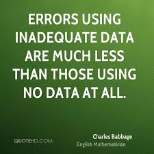 Charles Babbage Quotes | QuoteHD via Relatably.com