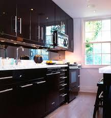 modern kitchen setup: glossy black kitchen design glossyblackkitchen glossy black kitchen design