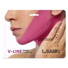 <b>Маска</b>-<b>бандаж для коррекции овала</b> лица L.SANIC, 11 г (5004225 ...