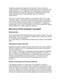 sample phd synopsis studychacha writing phd proposal