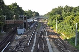Rübenkamp station