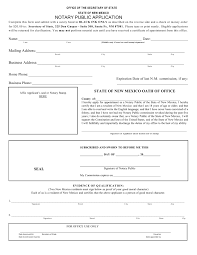 new notary public application form notary public near me notary public application form new