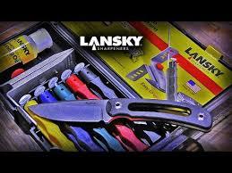 <b>Точило для ножей LANSKY</b> DELUXE против GANZO TOUCH PRO ...