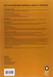 cfa level question bank amazon co uk bpp learning media cfa level 2 question bank amazon co uk bpp learning media 9781472716491 books