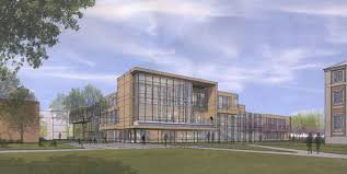 nursings new campus home takes shape adelphi capital office design office