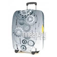 <b>Чехол для чемодана RATEL</b> Art Moments размер L Mechanics ...