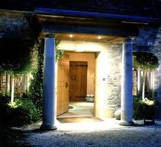 stupendous modern exterior lighting. lighting design by john cullen stupendous modern exterior