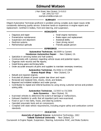 heavy equipment mechanic resume objective cipanewsletter automotive resume objective equations solver