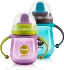 Clear Automatic Straw Cap <b>Silicone feeding</b> bottles for <b>babies</b> ...