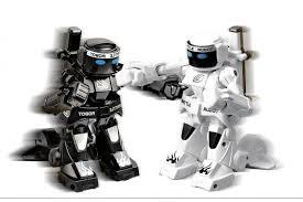 <b>Радиоуправляемый</b> робот для бокса <b>Happy Cow</b> 2.4G - 777-615 ...