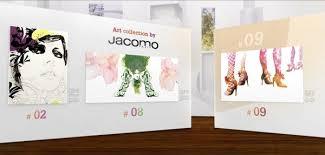 <b>Jacomo Art Collection #02</b>, #08, #09 (2010): Anti-Consensual ...