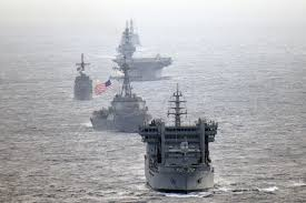 U.S. Destroyers Active <b>in 2</b> Separate South China <b>Sea</b> Operations ...