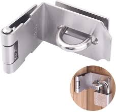 Berrywho Door <b>Hasp</b> Latches <b>Stainless Steel</b> 90 Degree Right ...