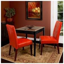 faux leather dining chair black: arm chair design with gray leather dining chairs and faux leather dining chairs brown