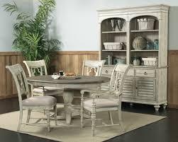 Kincaid Dining Room Sets Kincaid Weatherford Milford Round Dining Table Set In Cornsilk