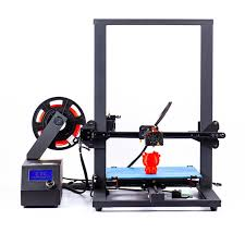 <b>CTC A10S New Design</b> Pre-assmbly 3D Printer Large Printing Area ...