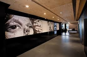 latest office design. latest the leo burnett office interior design by hassell home images