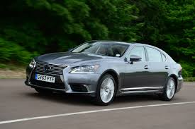 <b>Lexus LS</b> (2007-2017) review | Auto Express