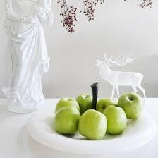 <b>Блюдо для фруктов</b>, BIG APPLE, бело-<b>чёрное</b> (3662578) - Купить ...