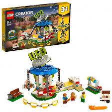 <b>Конструктор LEGO Creator 31095</b> Ярмарочная карусель, артикул ...
