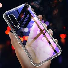 Transparent <b>Airbag Anti-Drop</b> Cover For Samsung Galaxy 2018 ...
